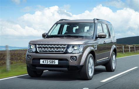 2016 land rover lr4 review ratings specs prices and