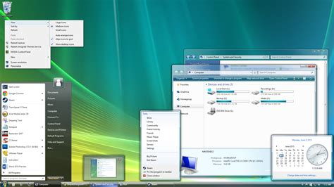 Windows Vista 32 Y 64 Bits Full Iso Todas Las