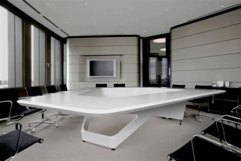 black and white modern office conference room ideas home design inspiration