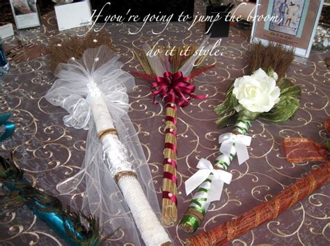 Wedding Ceremony Jumping The Broom by Jumping The Broom Ceremony Types Of Wedding Ceremonies