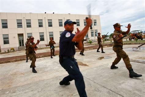 Program Mba Di Indonesia by Program Kerjasama Di Timor Leste Pengamanan Gedung