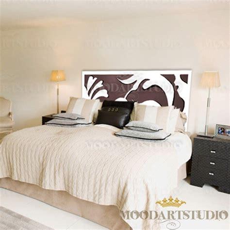 testiera letto originale original brown testiera da letto dipinta a mano per la