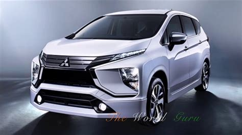 mitsubishi crossover interior mitsubishi xpander crossover mpv 2018 interior exterior