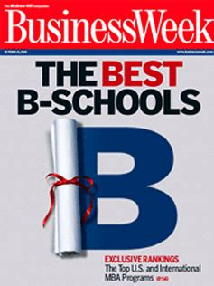 Best Global Mba Businessweek by Businessweek Ranks S Top Mba Canadian School