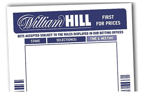 william hill sunday football coupon
