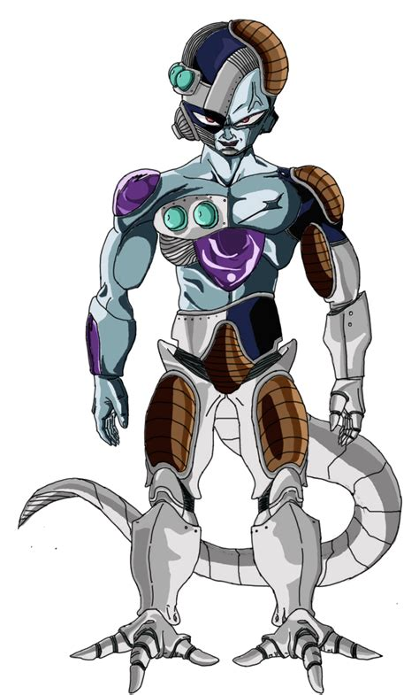 imagenes de goku robot mecha frieza fictional battle omniverse wikia fandom