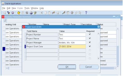 Oracle Projects by Oracle Projects Ebiz Integration Technics