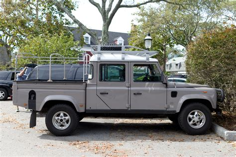 1995 land rover defender 1995 land rover defender 130 pictures information and