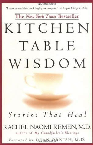 Kitchen Table Book Reviews by Kitchen Table Wisdom Stories That Heal By