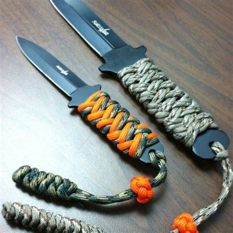 paracord knife handle wraps the complete guide from tactical to asian styles books paracord knife handle wraps niet dat hij ooit zo n mes