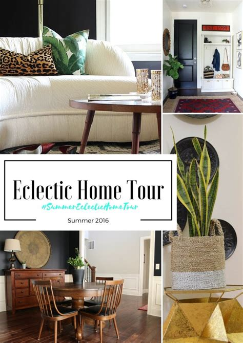 eclectic home 2016 summer eclectic home tour domicile 37