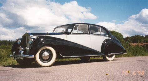 q3 rolls royce 1950