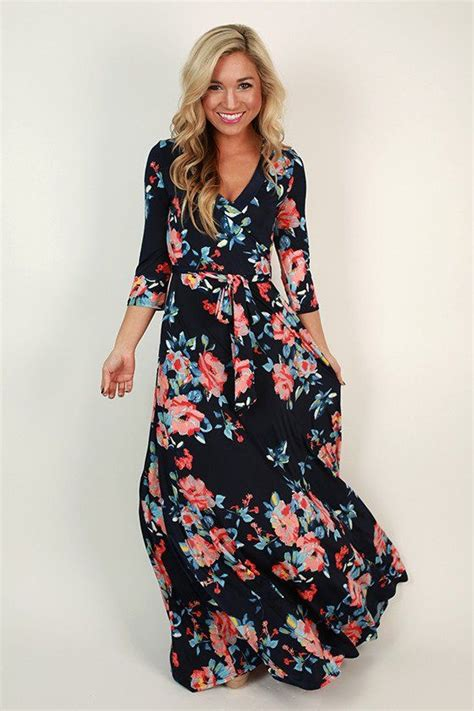Suki Dress Maxi Bonita Navy fields of pretty maxi dress in navy my style