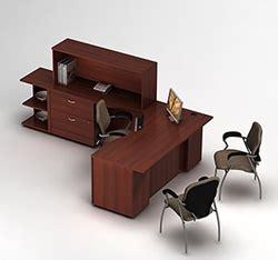 Office Desk Configurations Global Zira Office Desk Configuration 20 At Office