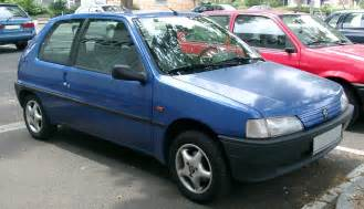 Peugeot 106 Specs 1995 Peugeot 106 I Pictures Information And Specs