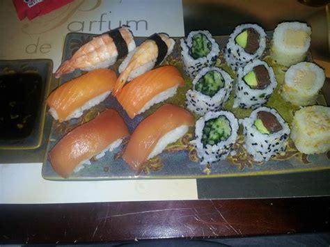 sushis et california photo de sushi salon de