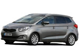 Kia Carens Kia Carens Mpv Review Carbuyer
