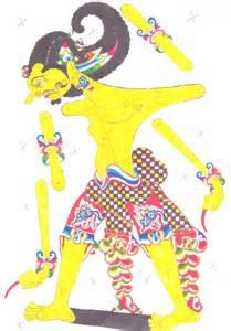 belajar membuat wayang dari hvs classical javanese gamelan shadow puppet and
