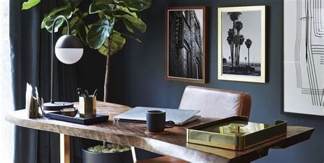 navy blue  gold room decor house color schemes