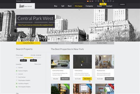 Apartment Website Templates Latest Bestapartment 2018 Apartment Website Templates Free