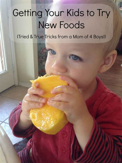 7 Tricks To Try On Your by 7 Tips For Getting To Try New Foods 5dollardinners