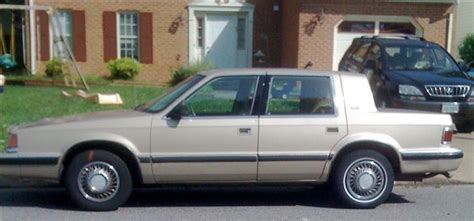 where to buy car manuals 1993 dodge dynasty regenerative braking 1993 dodge dynasty information and photos momentcar