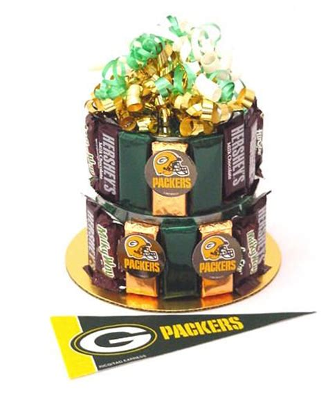 perfect candy gift delivery for the green bay packers fan