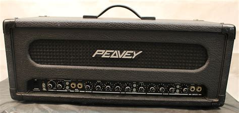 peavey transtube supreme peavey transtube supreme 100 watt guitar reverb