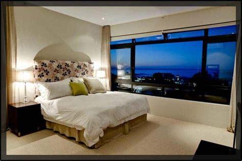 schlafzimmer der die das villa cs bay kapstadt ferienhaus privat buchen in