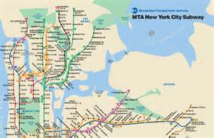 Nuc Subway Map by New York Mta Subway Maps Manhattan Real Estate