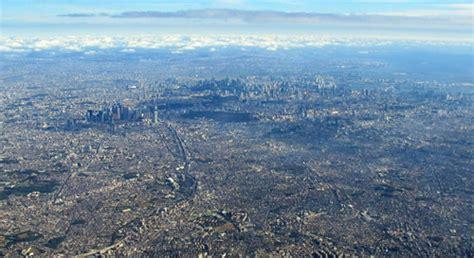 washington region   worlds  largest urban