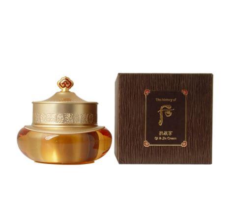The History Of Whoo Qi Jin the history of whoo gongjinhyang qi jin 1 69oz 50ml