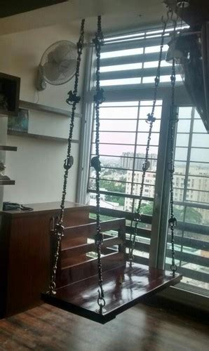 swing for balcony manufacturer of wooden swing indian traditonal swing