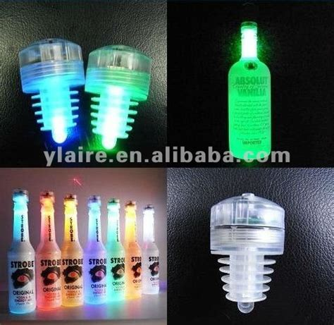 Light Up Water Bottle by Led Light Up Plasitc Water Bottle Stoppers Buy Water