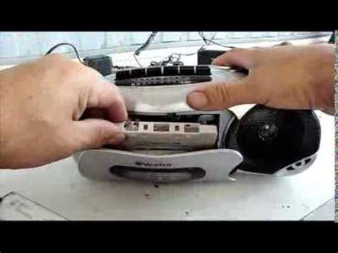 Starting Vextra reparacion de radio cassett vextra vx730 se come la sinta