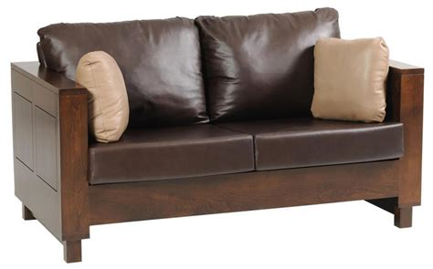 Amish Sofa by Handcrafted Sofa