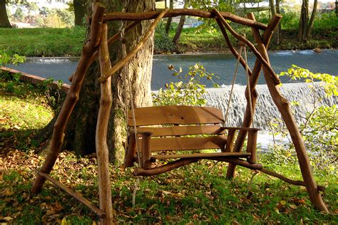 swing for backyard garden swings the enchanting element in your backyard