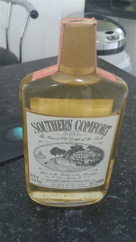 how much is a liter of southern comfort i have an unopened bottle of southern comfort with export