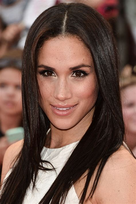 real hair color of meghan kelley meghan markle plastic surgery before and after