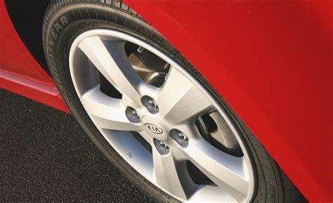 Kia Spectra Wheels Car And Driver