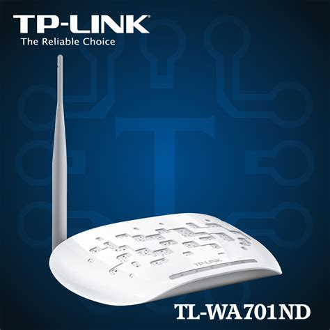 Tp Link Tl Wa701nd Wireless N Access Point 150mbps tl wa701nd 150mbps wireless n access point tekdata
