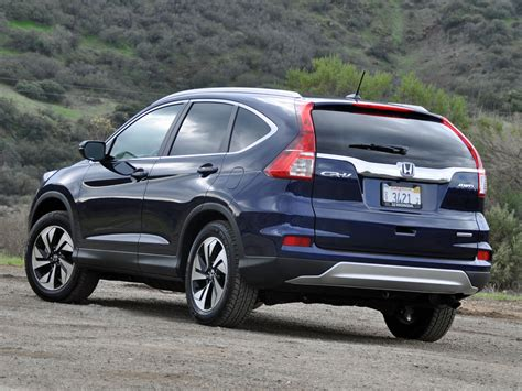 Crv Honda 2015 by Changes For The 2015 Honda Crv Autos Weblog