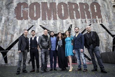 gomorra, la serie su sky atlantic speciali ansa.it