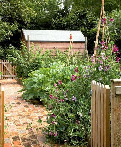 cottage garden fence cottage restoration period living home