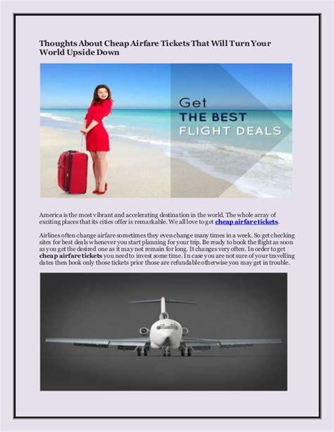flight booking cheap airfare