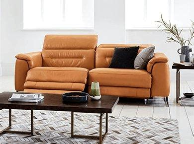 Stylish Recliner sofas at exceptional prices furniture village
