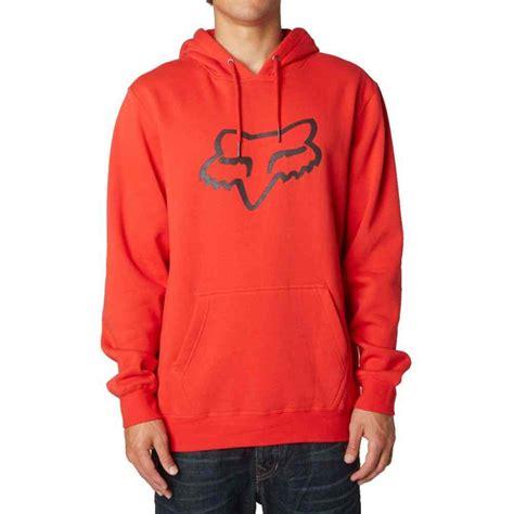 Fox Legacy Fox Pullover Mens Graphic Sweatshirt