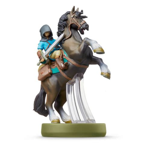 link rider amiibo the legend of breath of the collection nintendo official uk