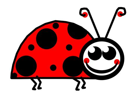clipart domain ladybug bug clip free stock photo domain