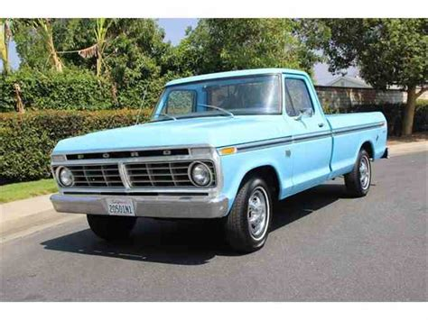 1974 Ford F100 by 1972 To 1974 Ford F100 For Sale On Classiccars